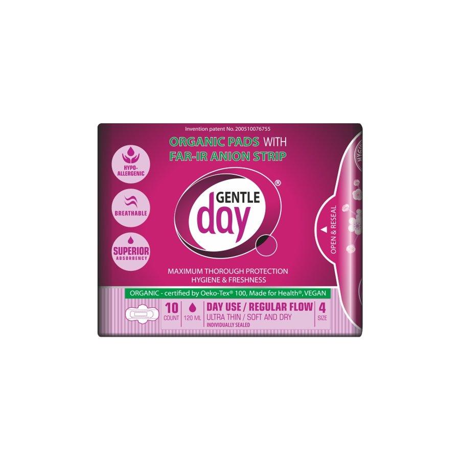 Gentle Day ekoloģiskas paketes Dienas 10 gb.