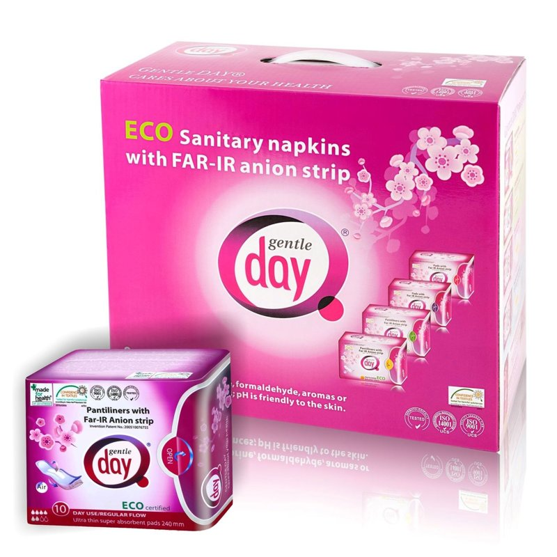 Day use pads set
