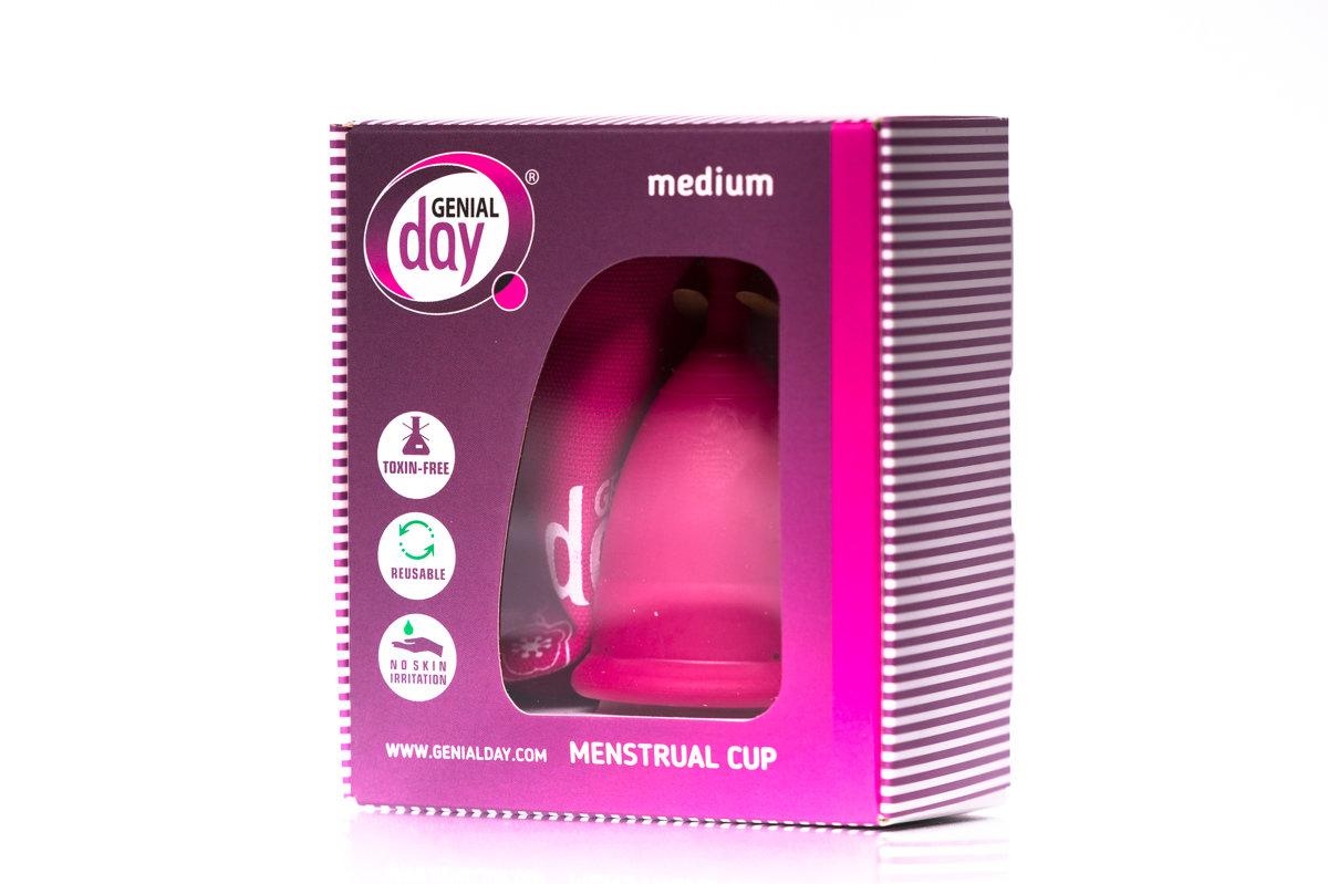 Menstrual cup MEDIUM